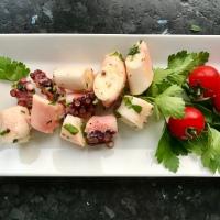 Pulpo Salat 🐙