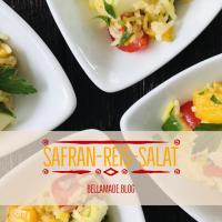 Safran-Reis-Salat